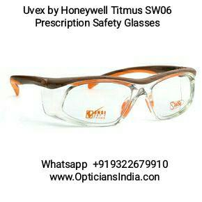 Prescrption Safety Glasses
