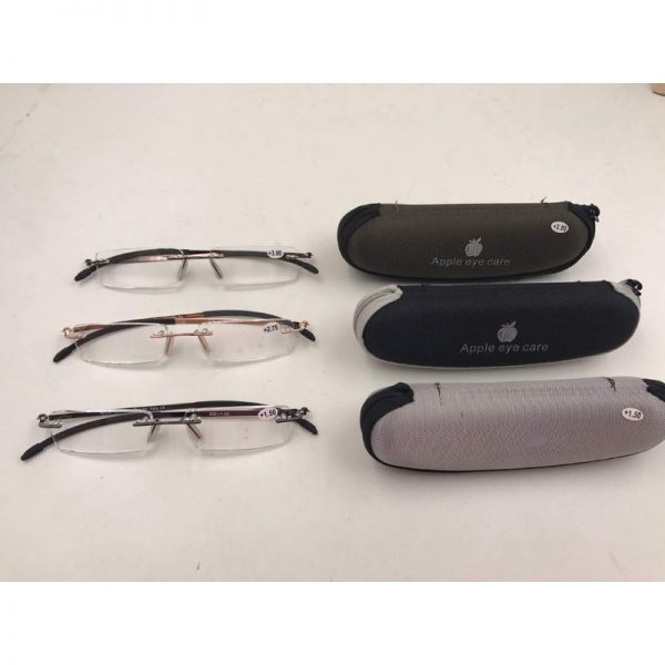 Rimless Reading Glasses AE826