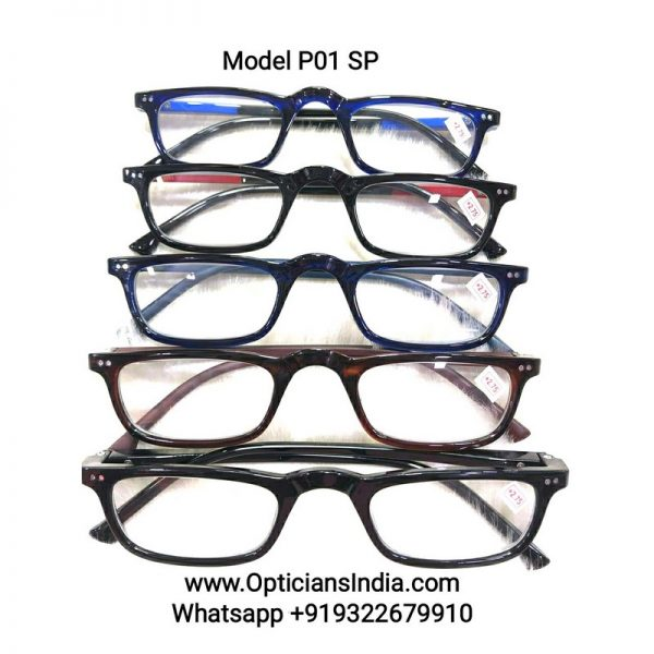 Economy Plastic Reading Glasses with Spring