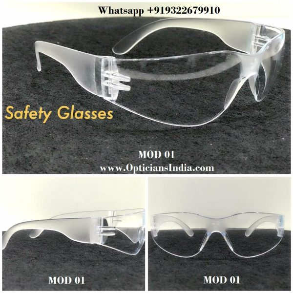 Economy Safety Goggles Mod 01