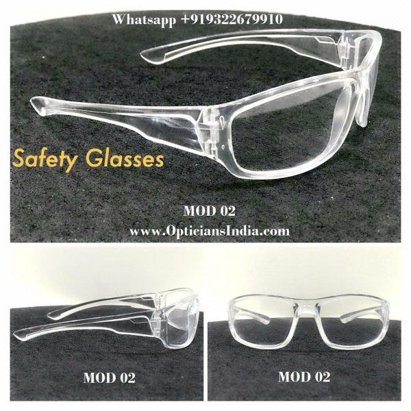 Economy Safety Goggles Mod 02