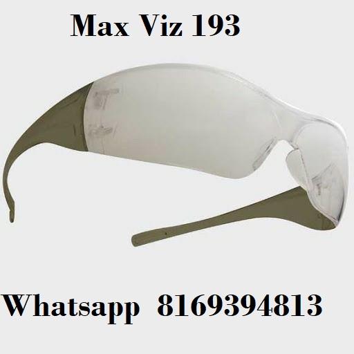 MAX VIZ 193 Safety Glasses