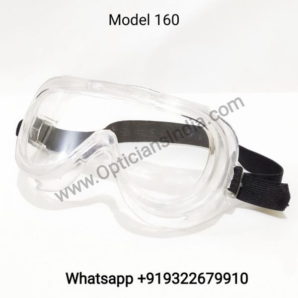 Economy Chemical Splash Protection Safety Goggles M160