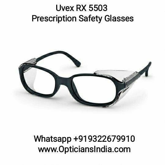 Uvex Prescription Safety Glasses RX5503 92101175