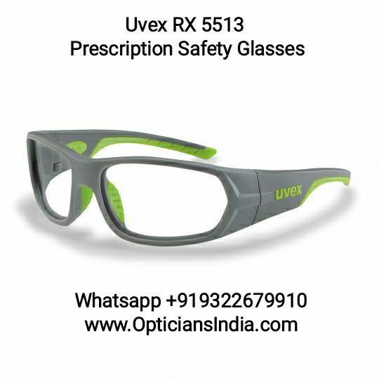 Uvex Prescription Safety Glasses Rx SP 5513 94040006