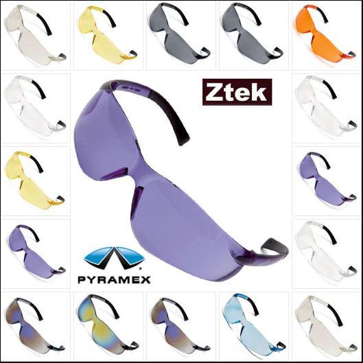 Pyramex Ztek Safety Glasses Eyewear