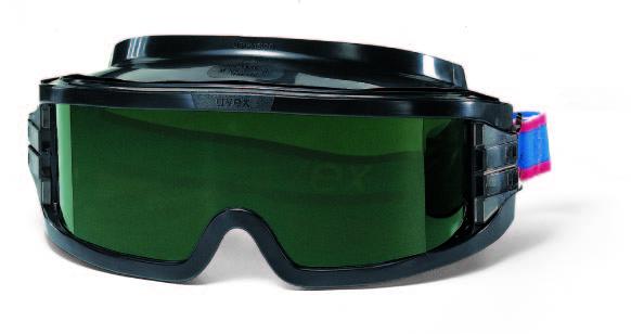 Uvex UltraVision Safety Welding Eyewear Goggles 9301245