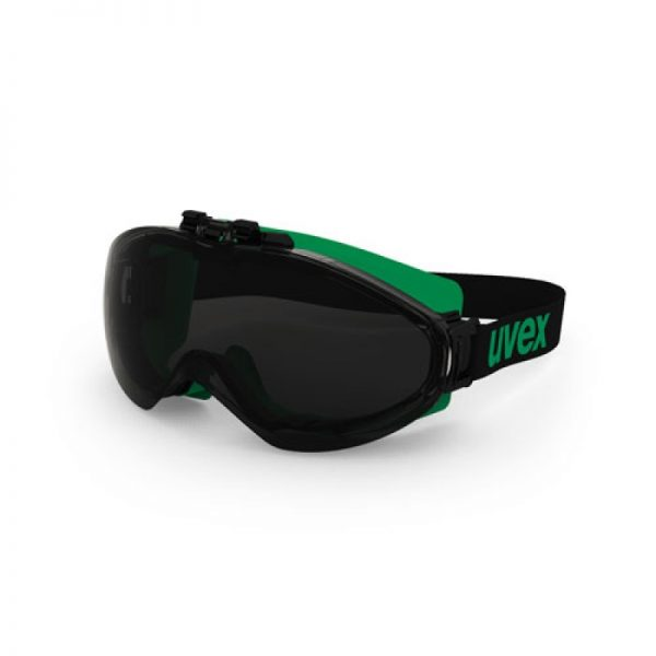 Uvex Ultrasonic Flip Up Lens Safety Goggles