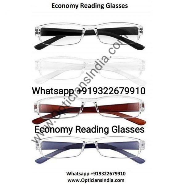 Compact Economy Reading Glasses