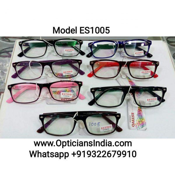 ES Series Plastic Specacle Frames Glasses ES1005