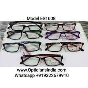 ES Series Plastic Specacle Frames Glasses ES1008