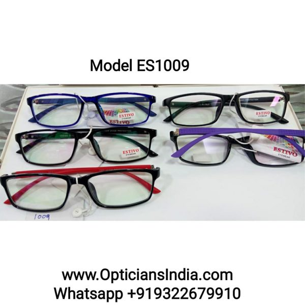 ES Series Plastic Specacle Frames Glasses ES1009