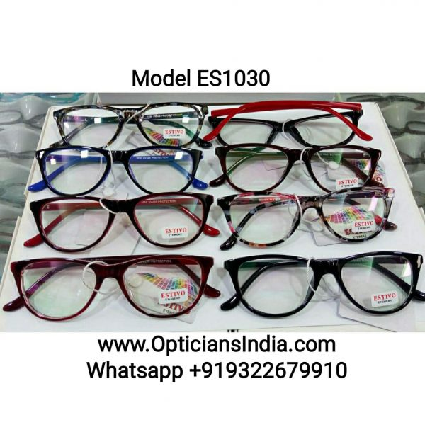 ES Series Plastic Specacle Frames Glasses ES1030
