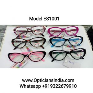 ES Series Plastic Specacle Frames Glasses ES1001