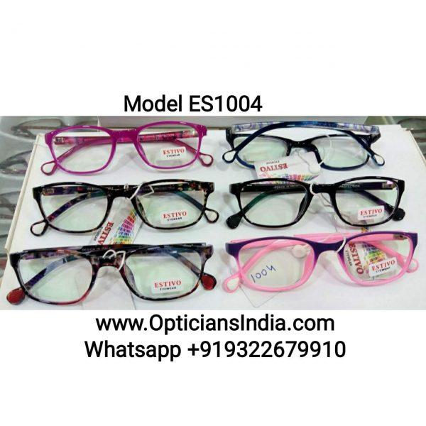 ES Series Plastic Specacle Frames Glasses ES1004