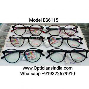 ES Series Plastic Specacle Frames Glasses ES6115