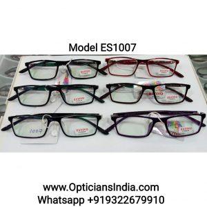ES Series Plastic Specacle Frames Glasses ES1007