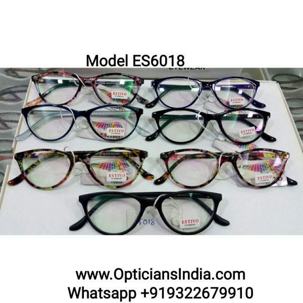 ES Series Plastic Specacle Frames Glasses ES6018