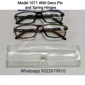 Fancy Color Reading Glasses with Side Pin