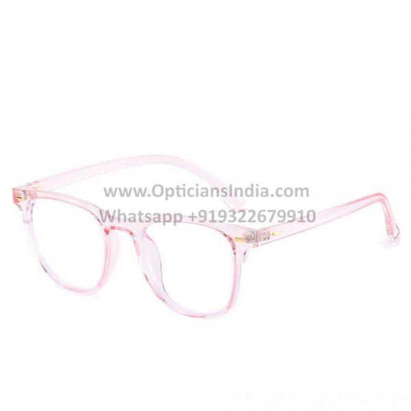 Pink 8526c5-light-anti-blue-color-ultra-fashion-tr90