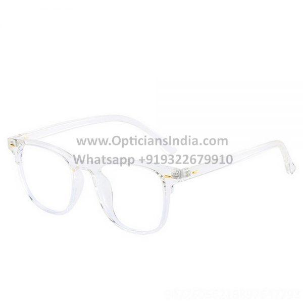 Transparent Clear 8526c6-light-anti-blue-color-ultra-fashion-tr90
