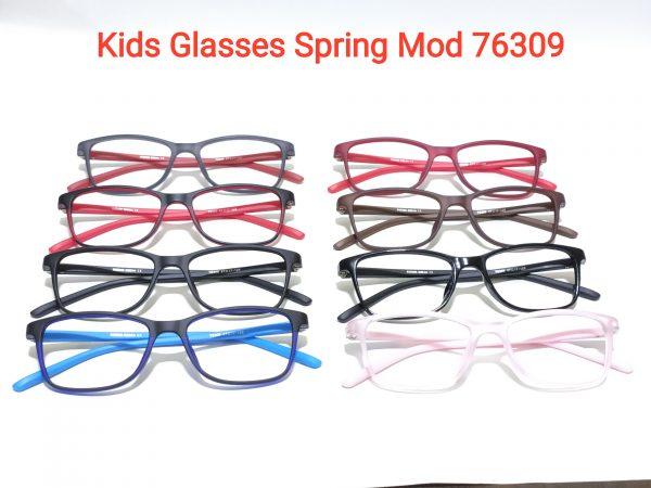 Unbreakable Kids Future Baby TR90 Glasses Model 76309