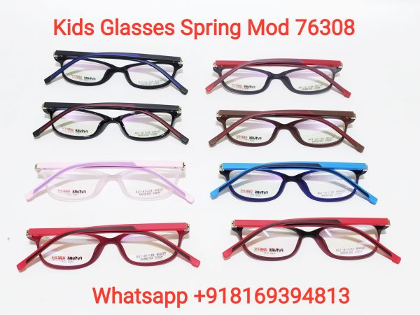 Unbreakable Kids Future Baby TR90 Glasses Model 76308