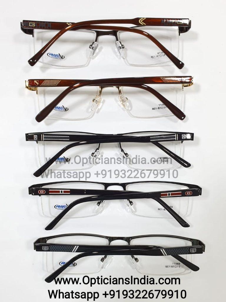 Premium Metal Supra Spectacle Frames