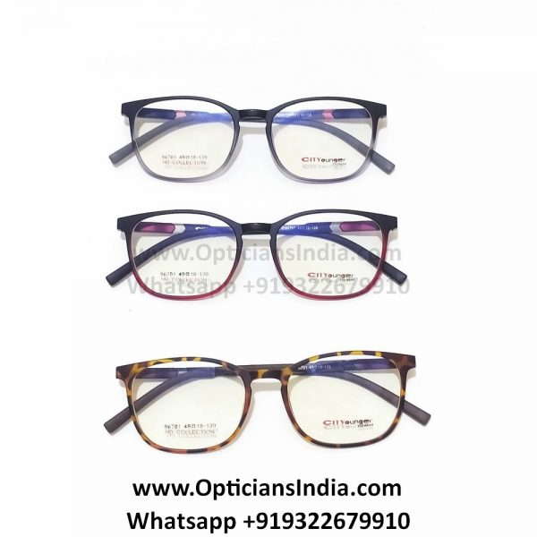 HD Thin TR90 Spectacle Frames Glasses HD96701