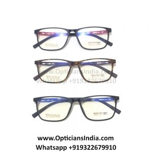 HD Thin TR90 Spectacle Frames Glasses HD96704
