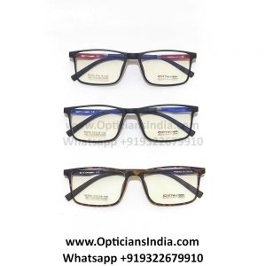 HD Thin TR90 Spectacle Frames Glasses HD96705