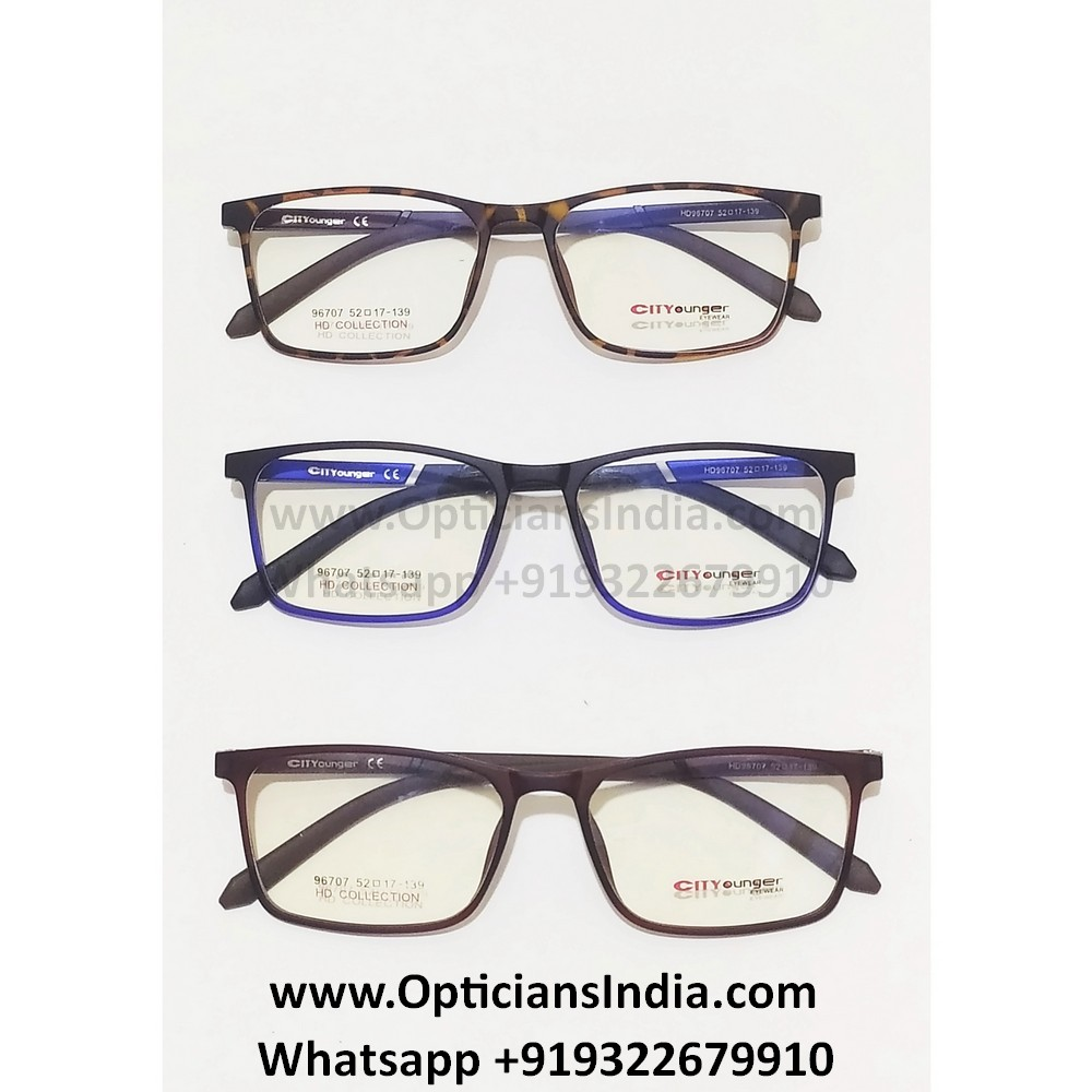 HD Slim TR90 Spectacle Frames Glasses HD96707