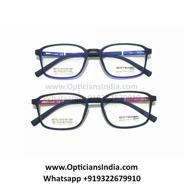 HD Slim TR90 Spectacle Frames Glasses HD96712