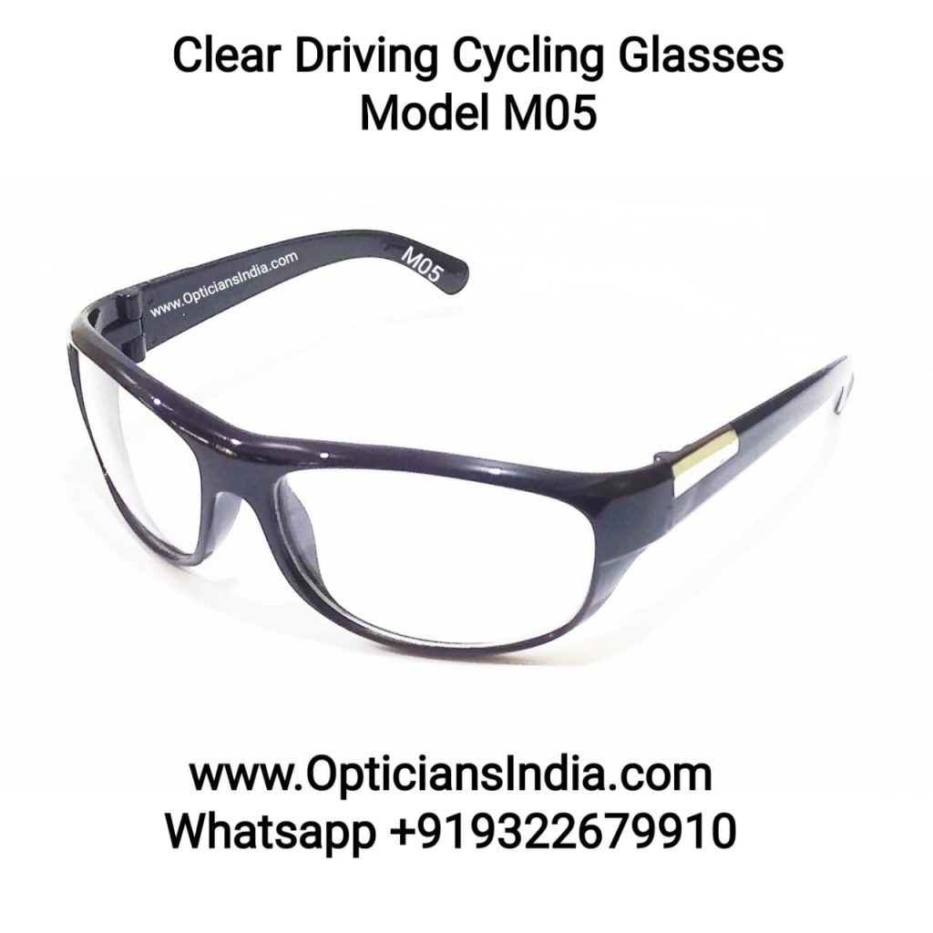Clear Day Night Driving Cycling Glasses M05