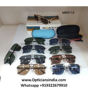 Premium Metal Polarized Sunglasses MR9115