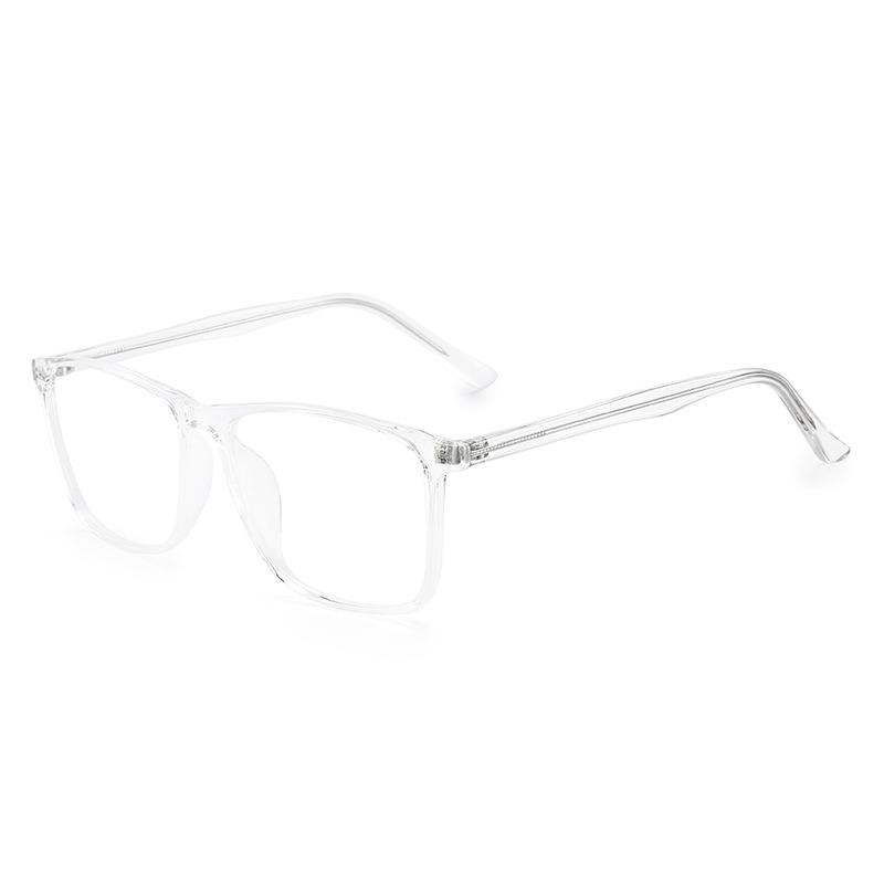 Transparent Clear Blue Light Glasses