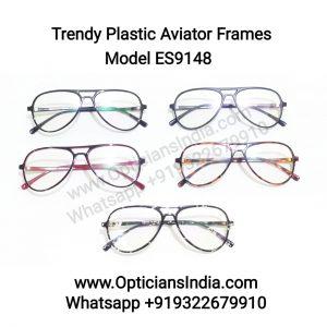 ES Series Plastic Specacle Frames ES9148