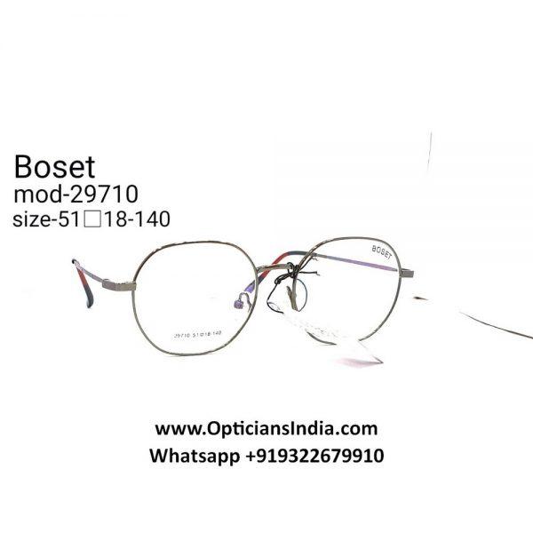 Lightweight Full Frame Metal Spectacle Frames Glasses