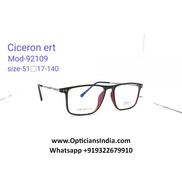 TR90 Frames with Metal Side