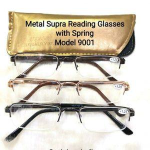 Metal Supra Reading Glasses