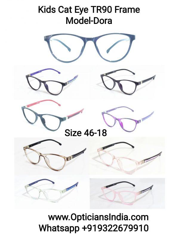 Cat Eye TR90 Spectacle Frames Glasses