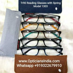 TR90 Reading Glasses with Spring Model 1303